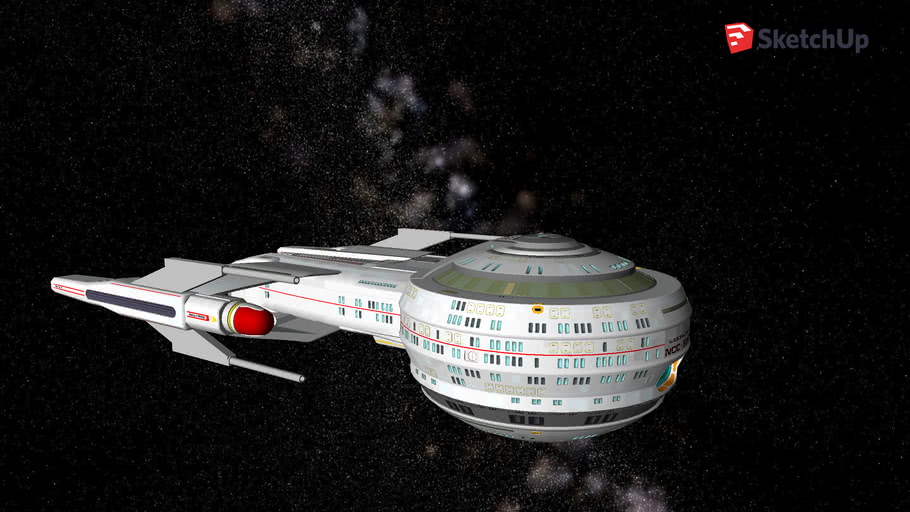 Copy of starship Soloman