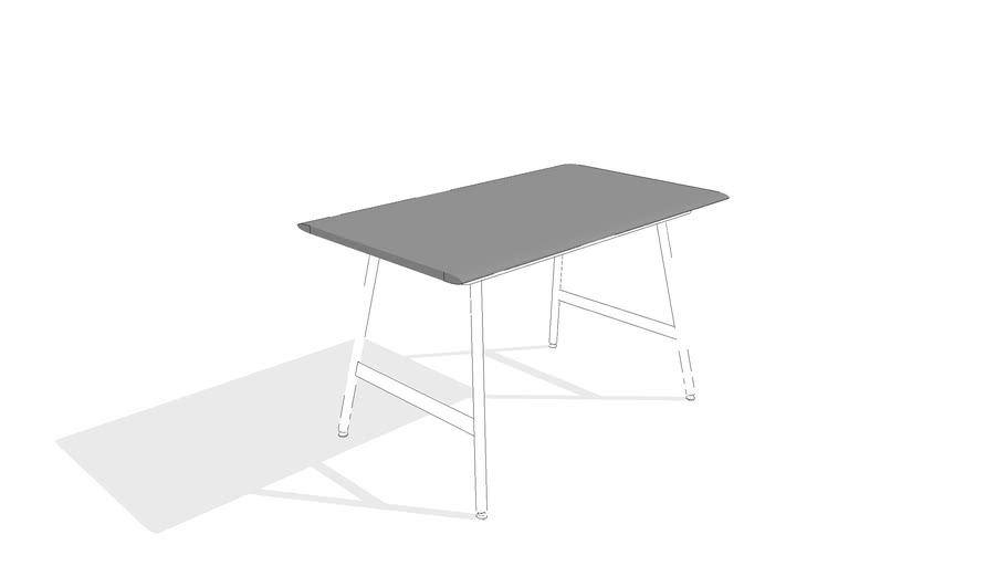 Envoy 50 Surface Lecture Leg Set by Gus* Modern