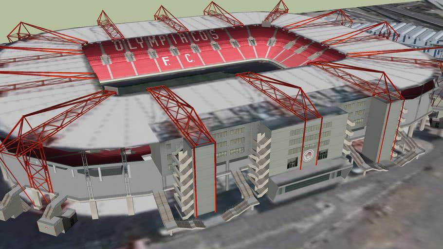 Karaiskaki Stadium 3d Warehouse