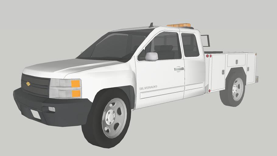 Chevy Silverado 2500 Work truck