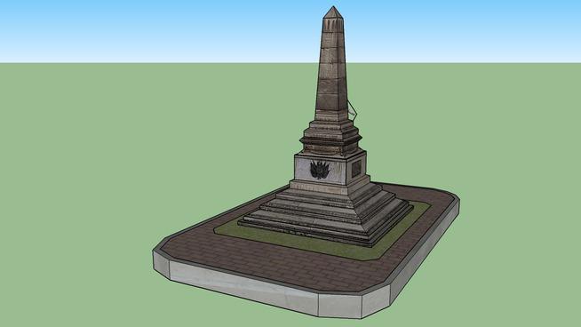 Barranco 22, Saenz Peña Avenue & San Martin Obelisk.