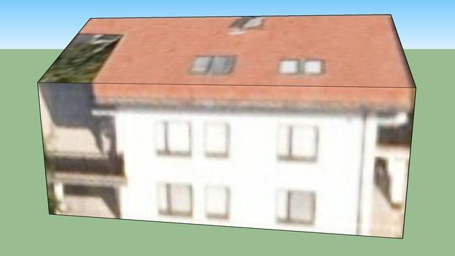 Adresa budovy: Praha, Česká republika