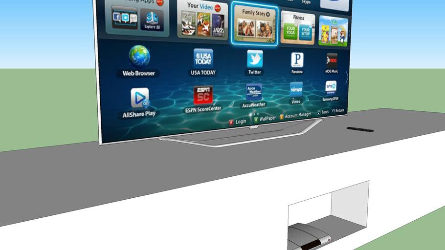 tv moderne