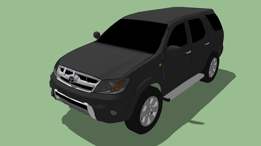 2007 Toyota 4Runner /Hilux/HiluxSRV/Fortuner