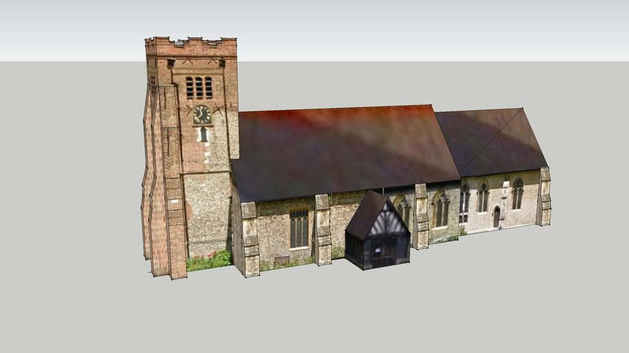 all saints church chelmsford