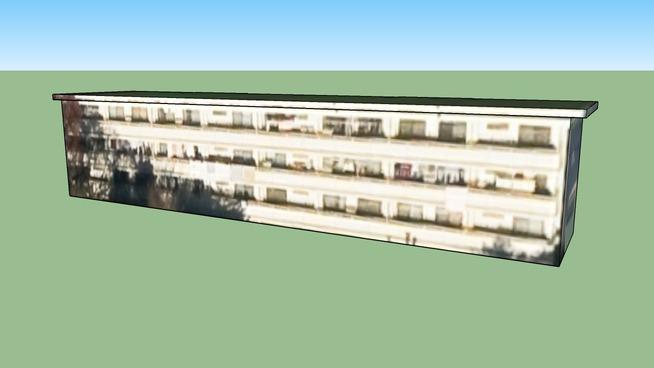 日本, 東京都新宿区にある建物