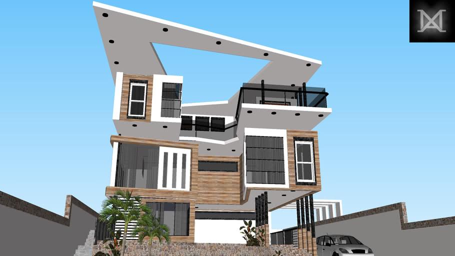 HIGH END RESIDENTIAL HOUSE