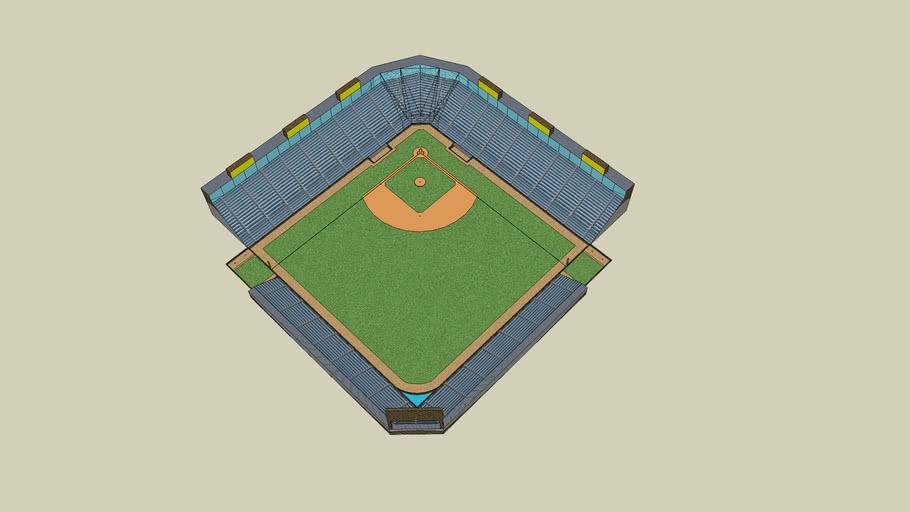 Retro Triple-A Ballpark