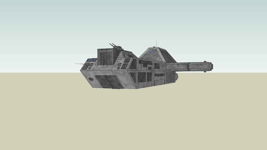 USS Abydos Improved