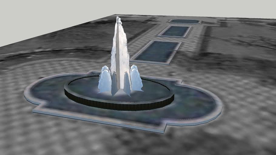 Lynn Park Fountains