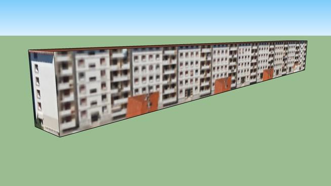 lyon modal house