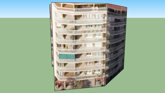 Edificio en Gran Via de les Corts 535-537
