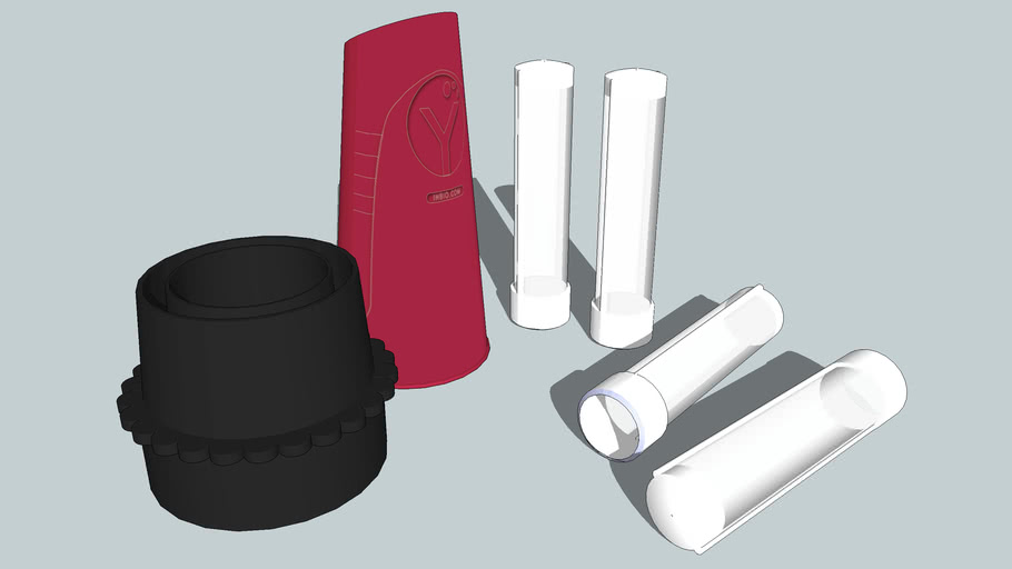 DUSTREAM dust collector kit