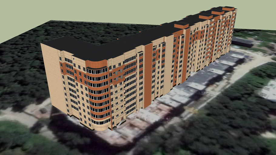"""Дом """"Подмосковье"""" №53"""