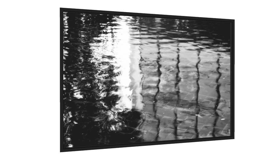 Quadro Black Mirror - Galeria9, por Marcia Lobo