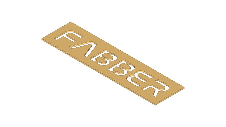 Fabber Logo