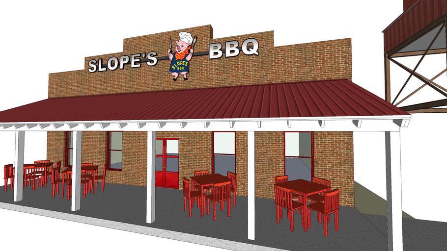 Slope's BBQ Of Alpharetta, GA