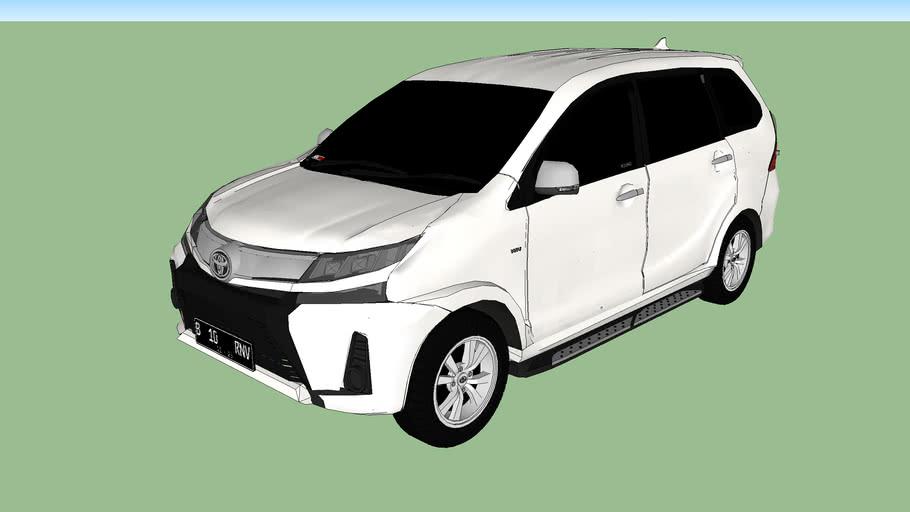 Toyota Avanza Veloz 2020
