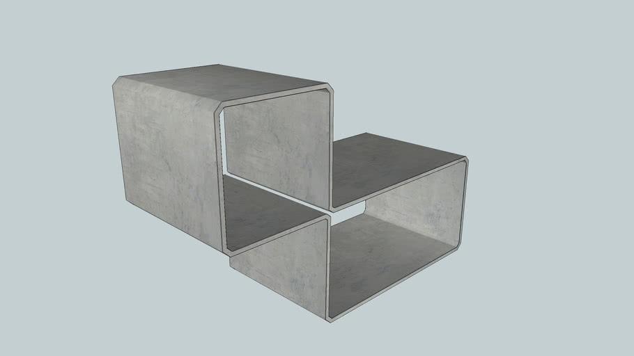 Tetris Shelf System - Swiss eform