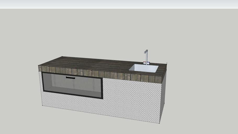 kitchen sink / sink