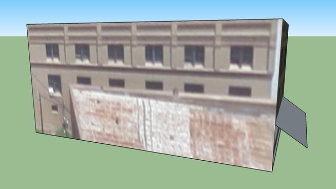 Building in Lockhart, TX, USA