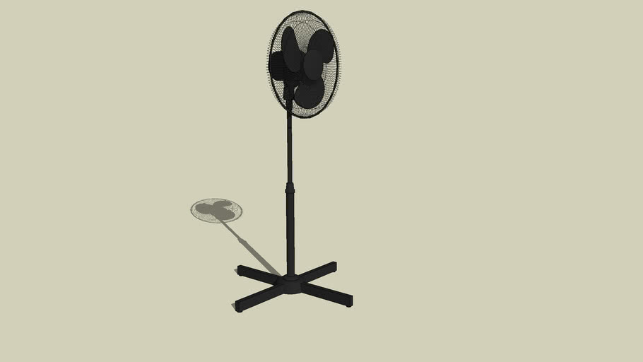 Stand-Up Fan