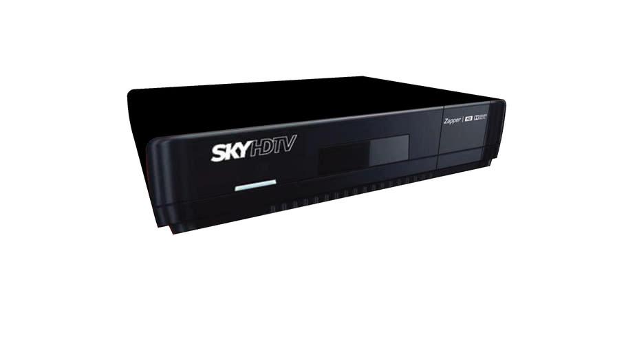 Sky HDTV Zapper - Decoder