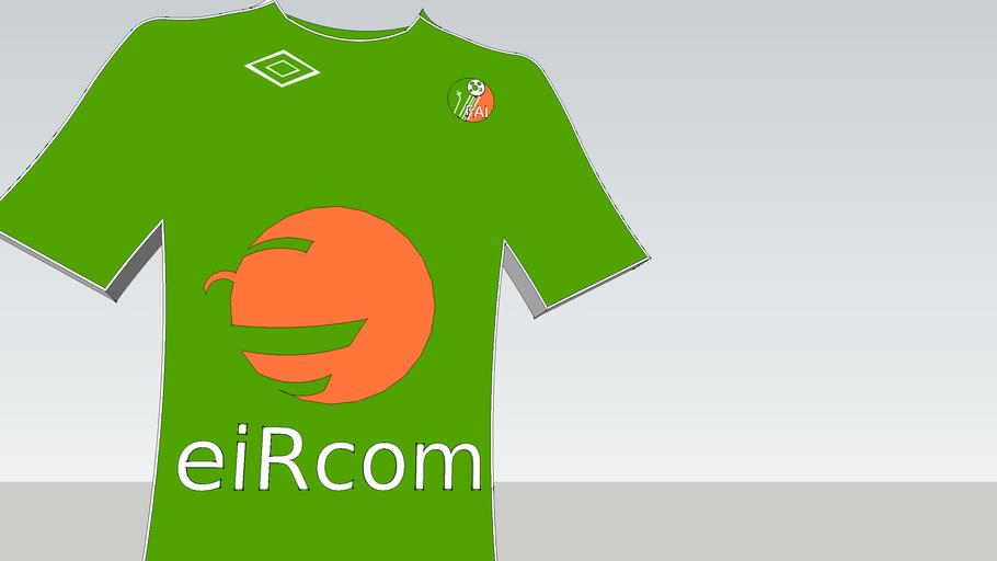 ierland soccer shirt