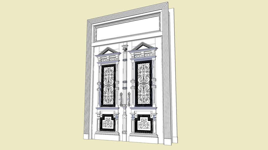 door for bedroom