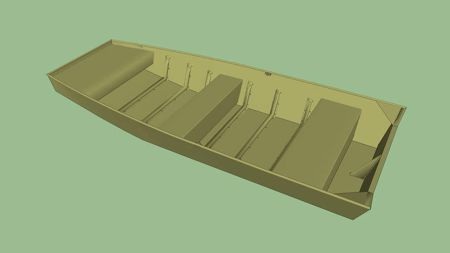 Lowe 1448 John Boat