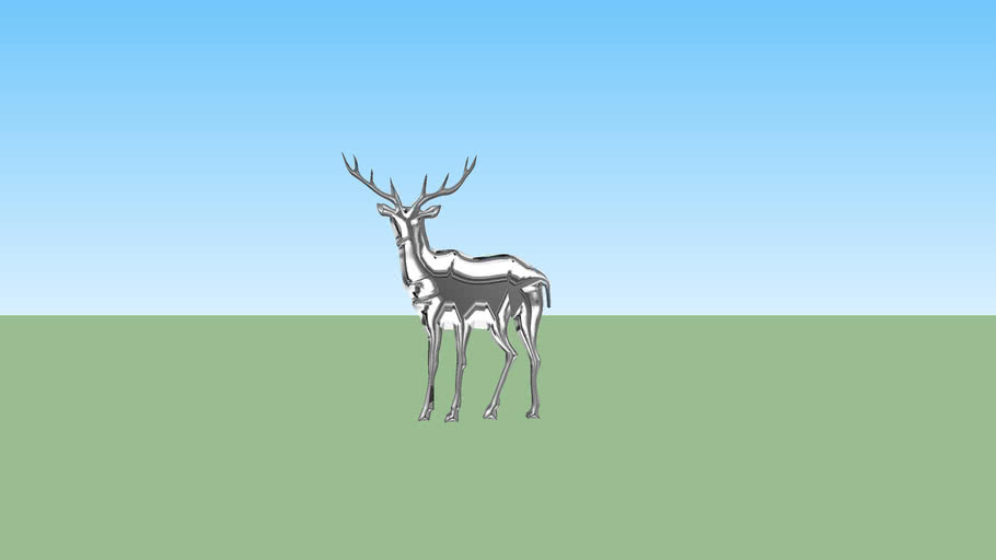 cerf - deer