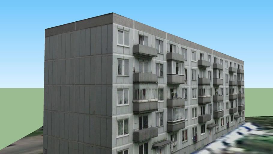Дом в Минске по ул Беляева д 10