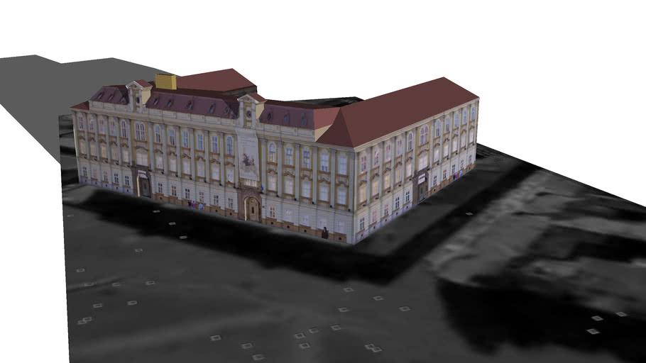 Baroque Palace- Palatul Baroc Timisoara