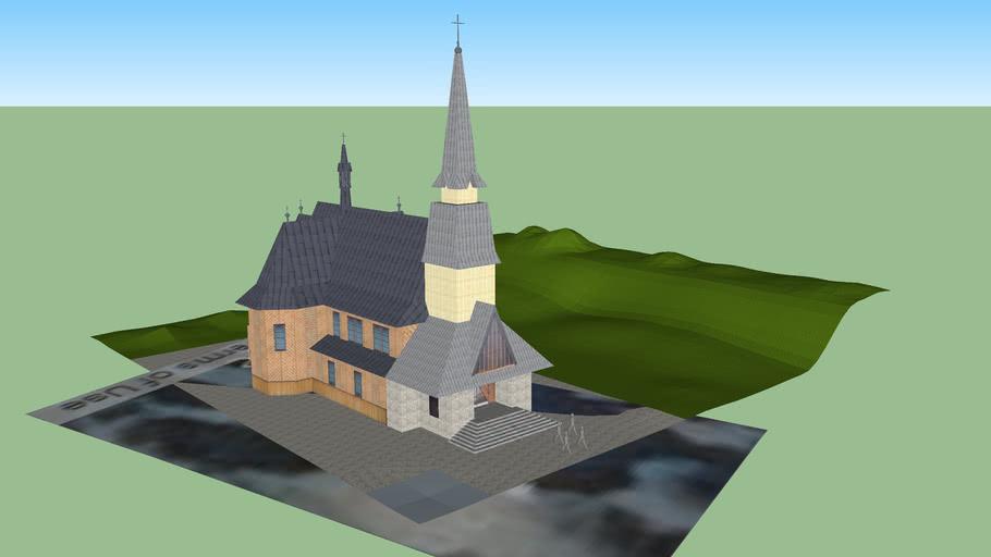 Kościół MB Nieustającej Pomocy w Jurkowie