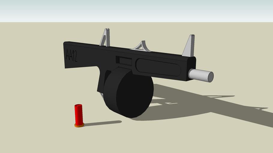 AA12   Assault Shotgun
