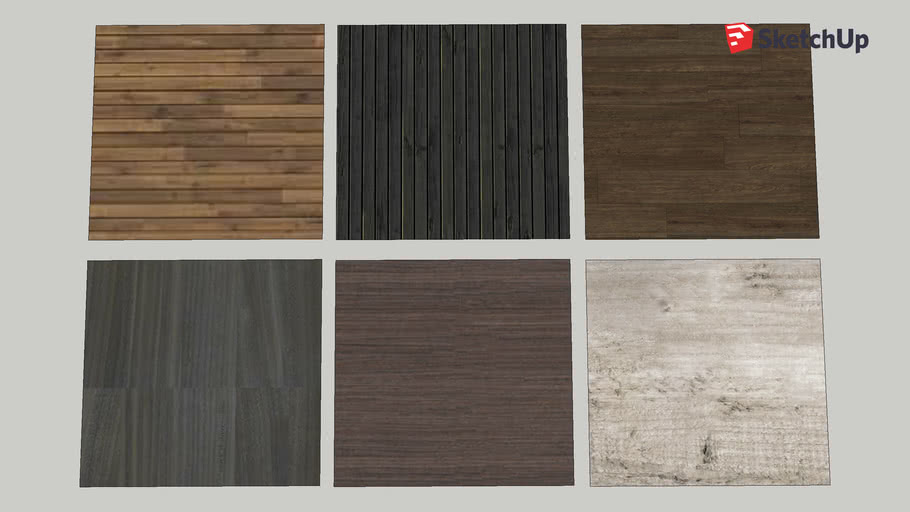 Wood textures - material bois