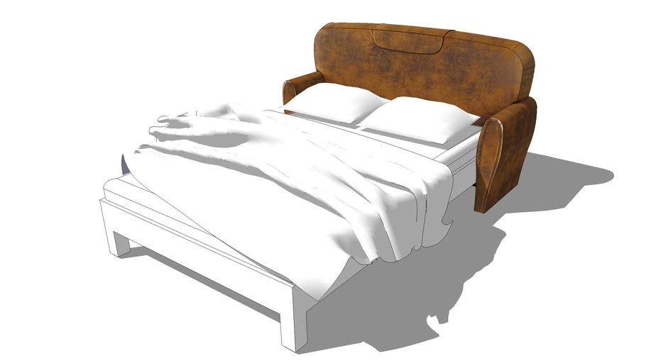 Tête de lit marron 140cm ANDREWS, Maisons du monde. Réf: 144857, Prix: 349,90 €