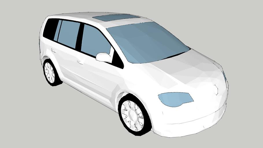 Car - Family Car - 1/100 - Color