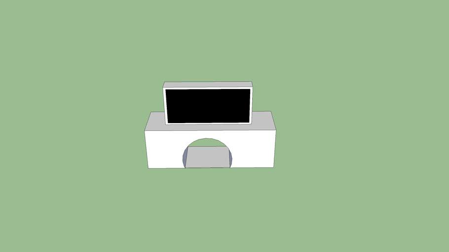 Tv (apple 3D)