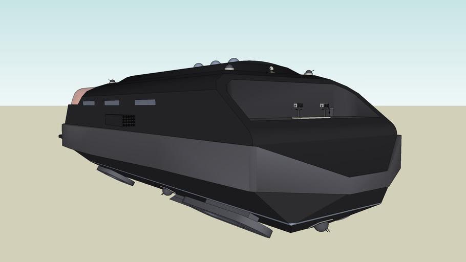 My own TITAN, from battlefield 2142