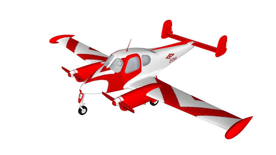 avion d'affaire Let Kunovice L-200D Morava