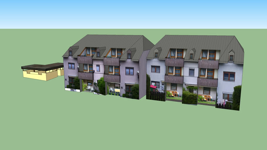 Mehrfamilienhaus Hohe Munde Str. 1a & 1b