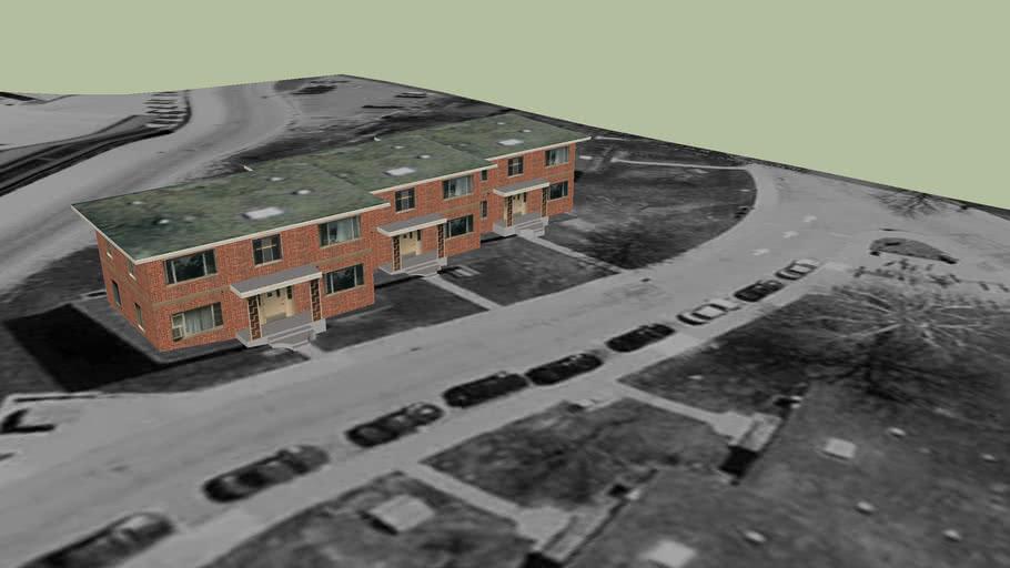 Purdue Hilltop Apartment Building 21