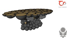 Voronoi test | 3D Warehouse