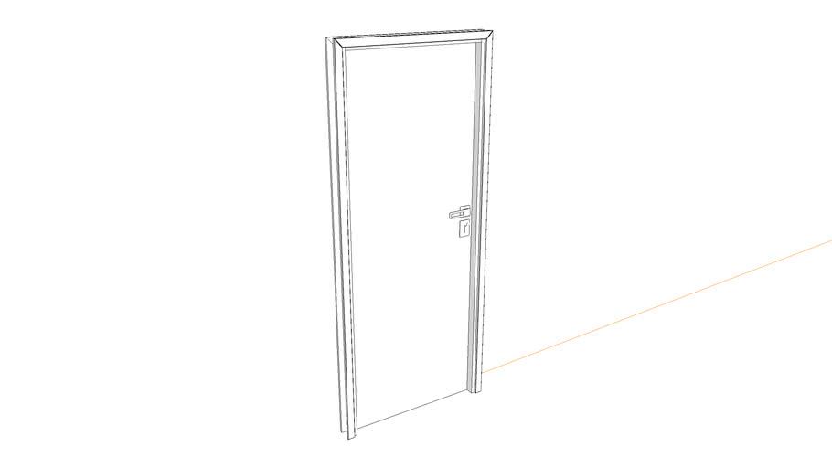 Dveře - Sapeli