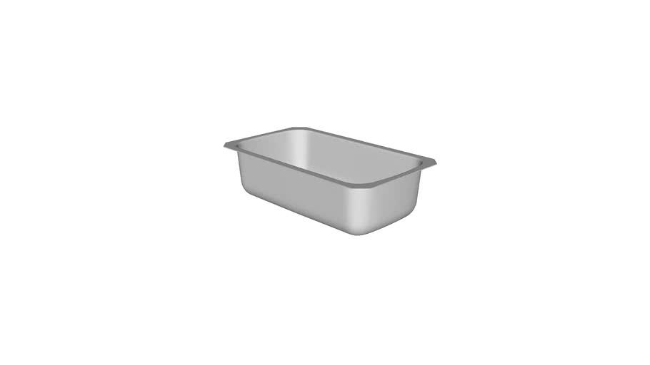 Under Mount Single Bowl Kitchen Sink