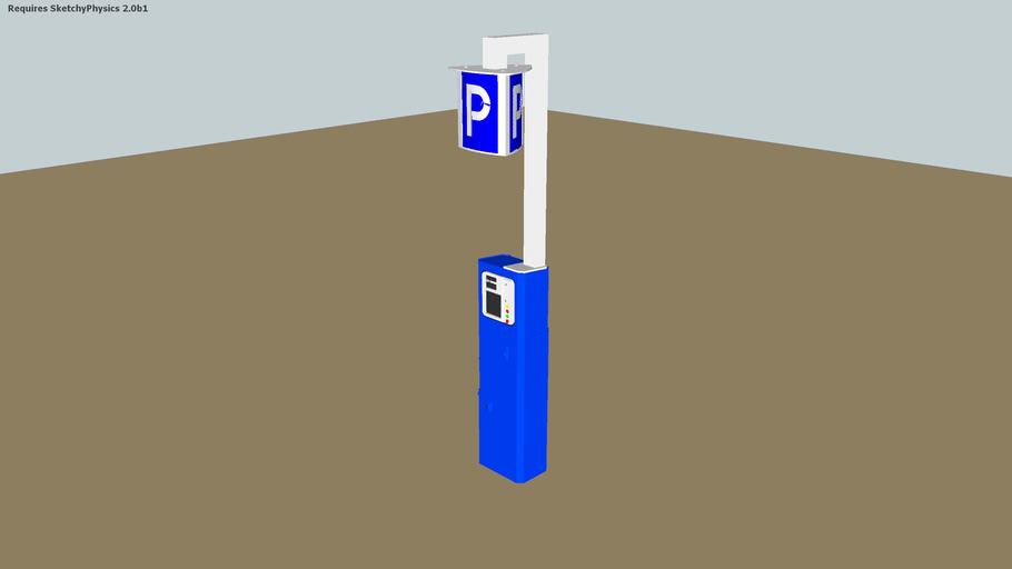 Amsterdam Parking meter