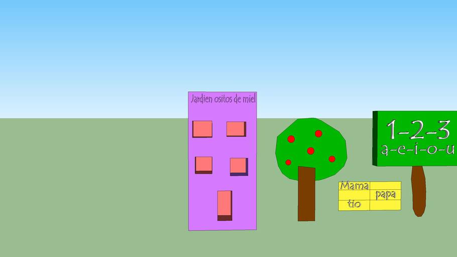 Modelo 3D propio