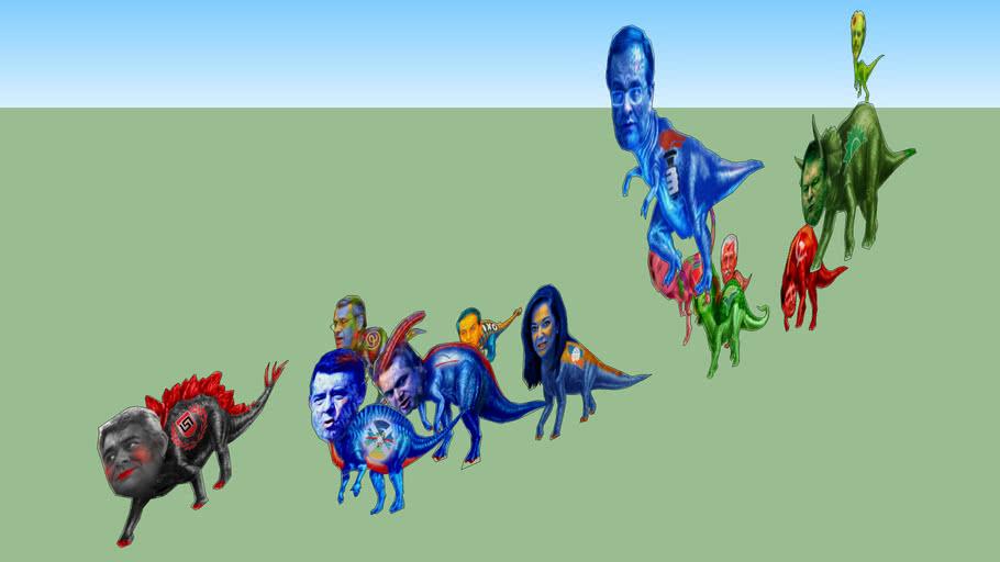 Dinocracy Now!