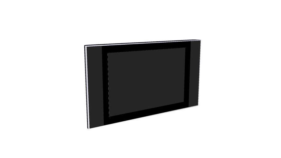 flat TV 30'
